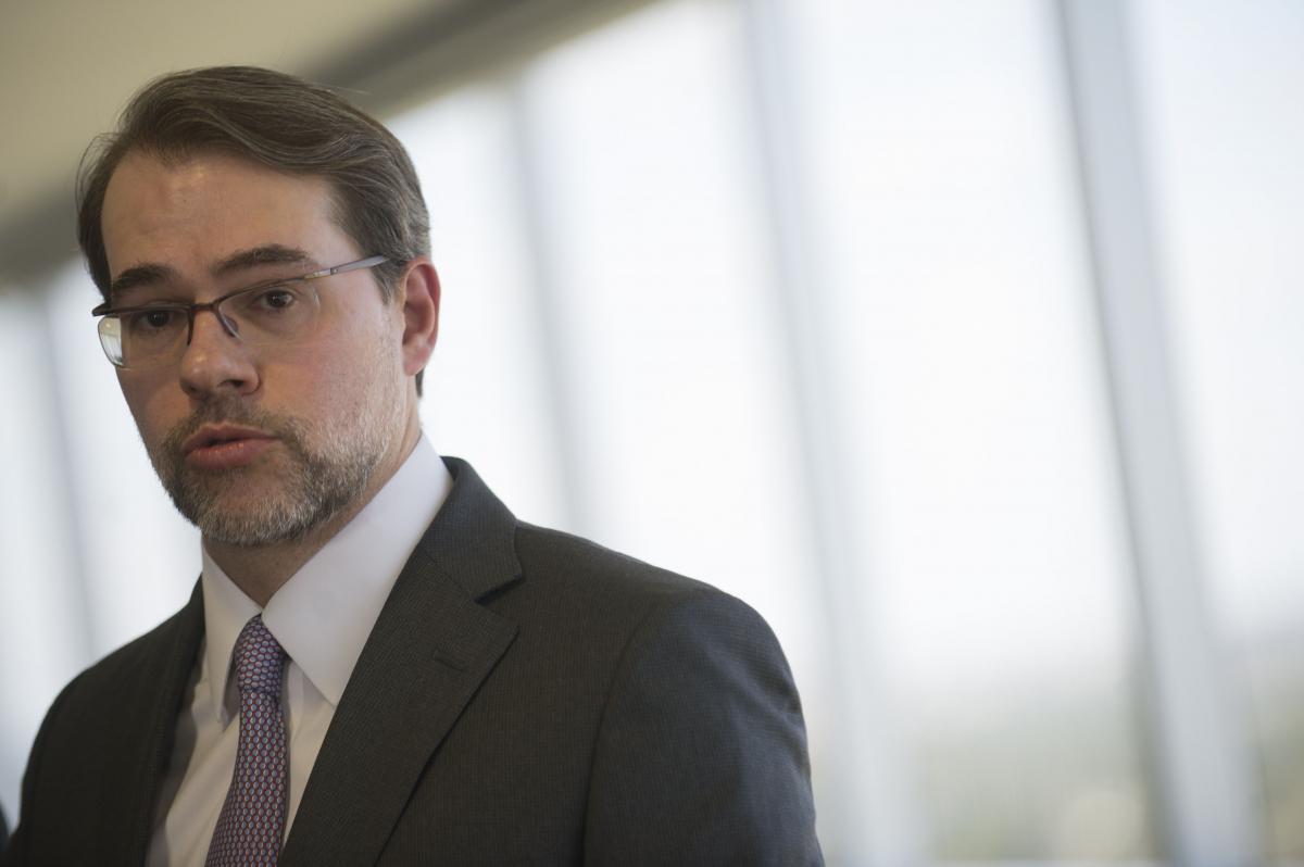 O ministro Dias Toffoli tirou do STF casos envolvendo sete congressistas - Marcelo Camargo/Agência Brasil/Divulgação/ND