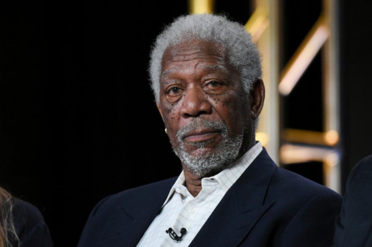 O ator Morgan Freeman - Divulgação/ND
