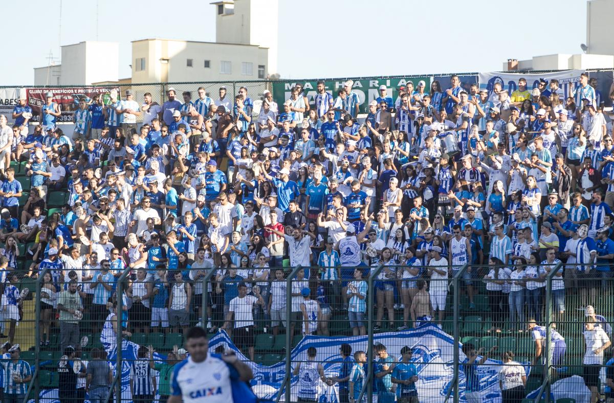 Clássico entre Figueirense x Avaí, pela Série B - Marco Santiago/ND