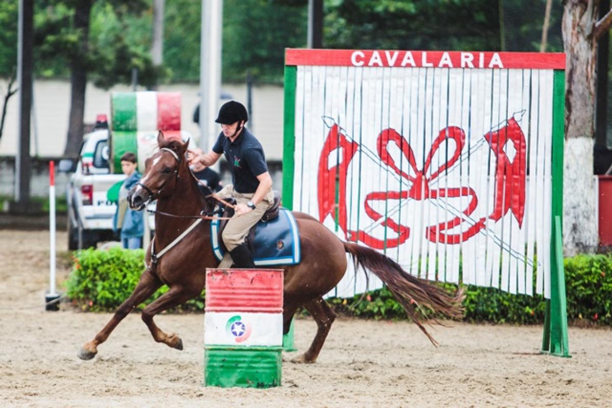 Festival equestre - Daniel Queiroz/ND