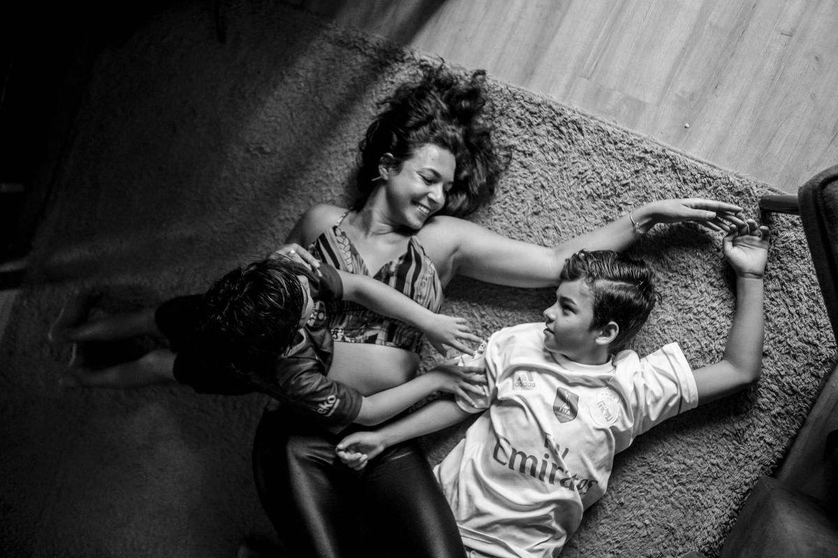 Janaína de Oliveira Ribeiro, 37, instrutora de yoga e de inglês, e tradutora - Daniel Queiroz/ND