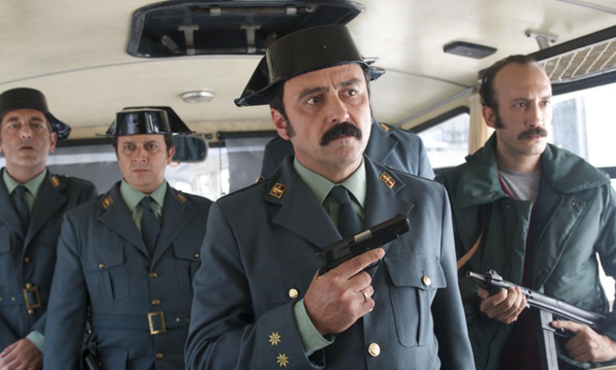 O filme espanhol