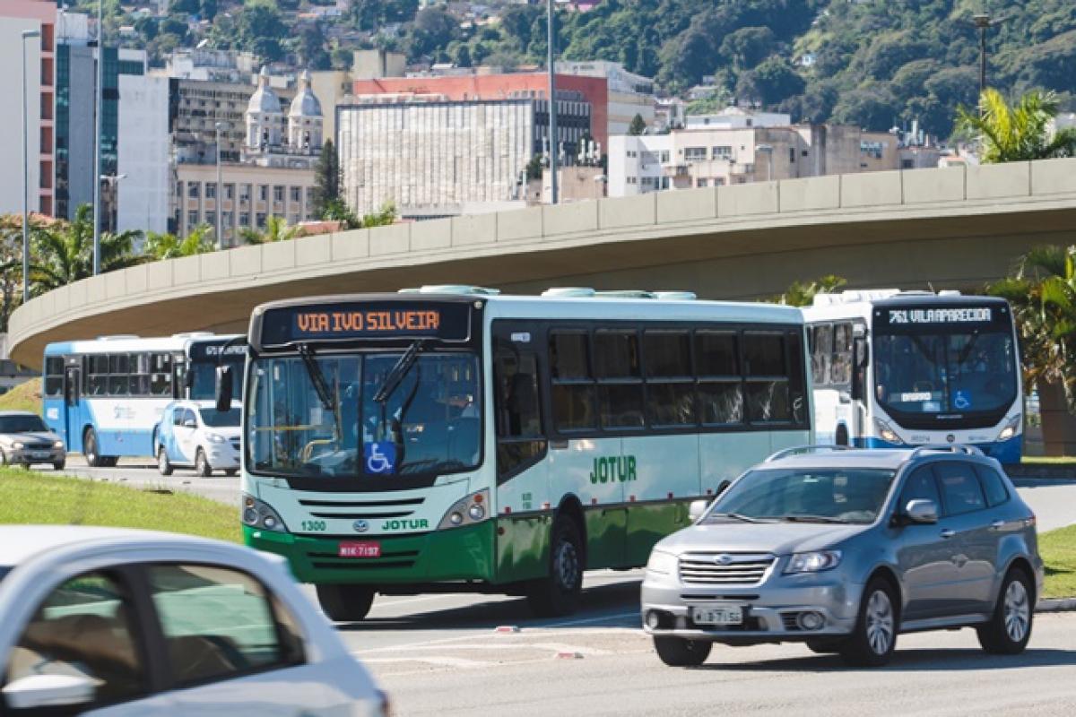 Transporte Público em Florianópolis - Daniel Queiroz/ND