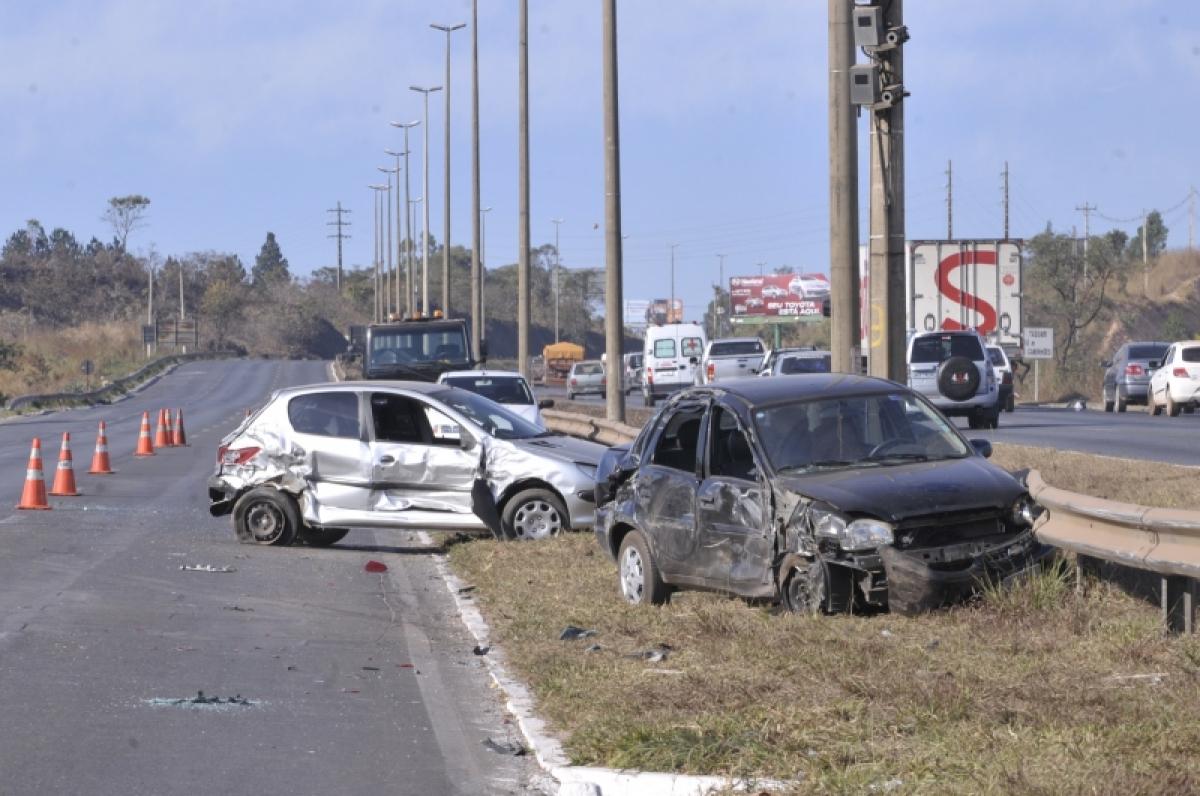 Cada acidente gera indenização do seguro obrigatório - Agência Brasil/ND