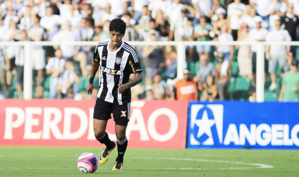 Betinho, volante do Figueirense - Luiz Henrique/Figueirense FC/divulgação