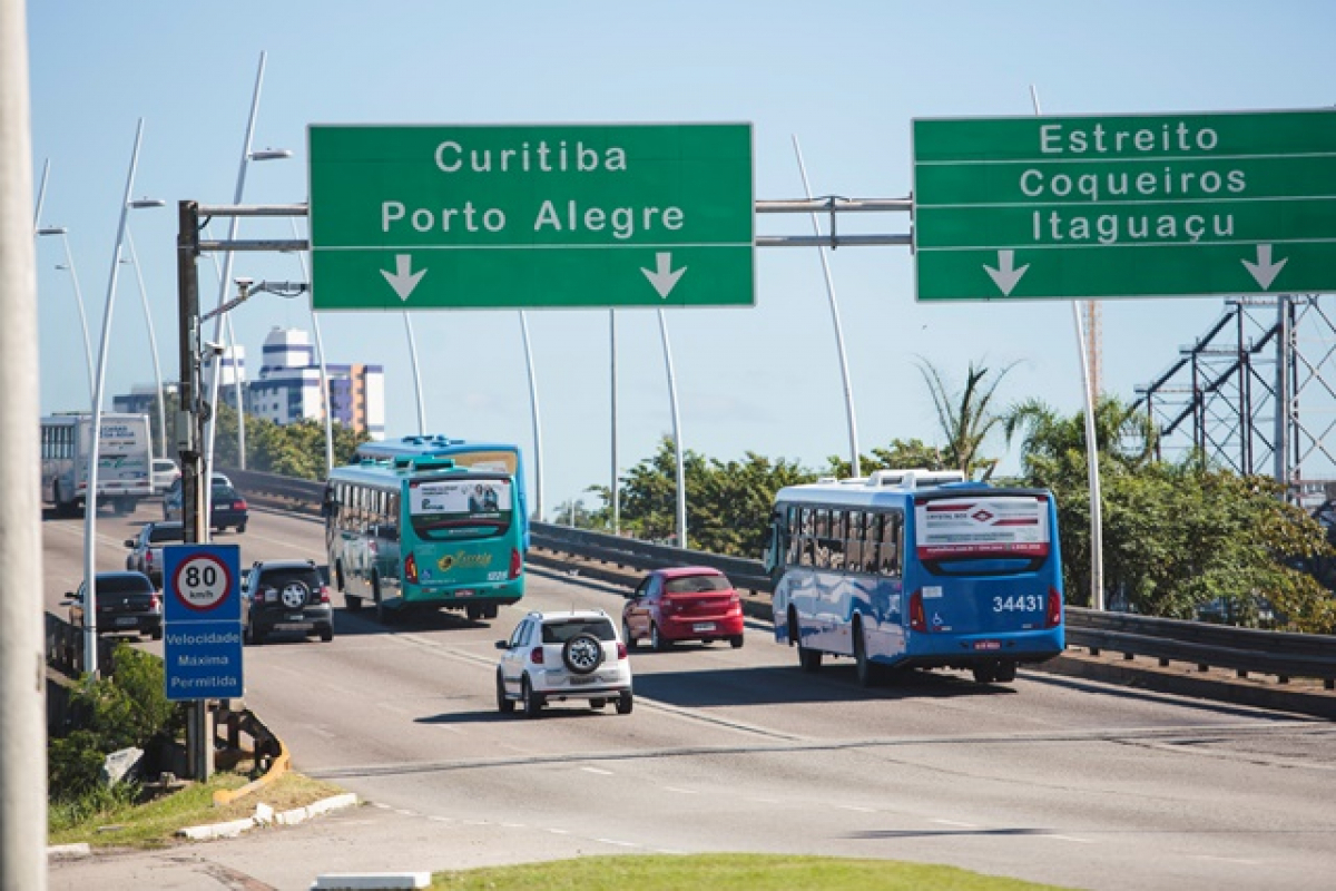 Integração do transporte público - Daniel Queiroz/ND