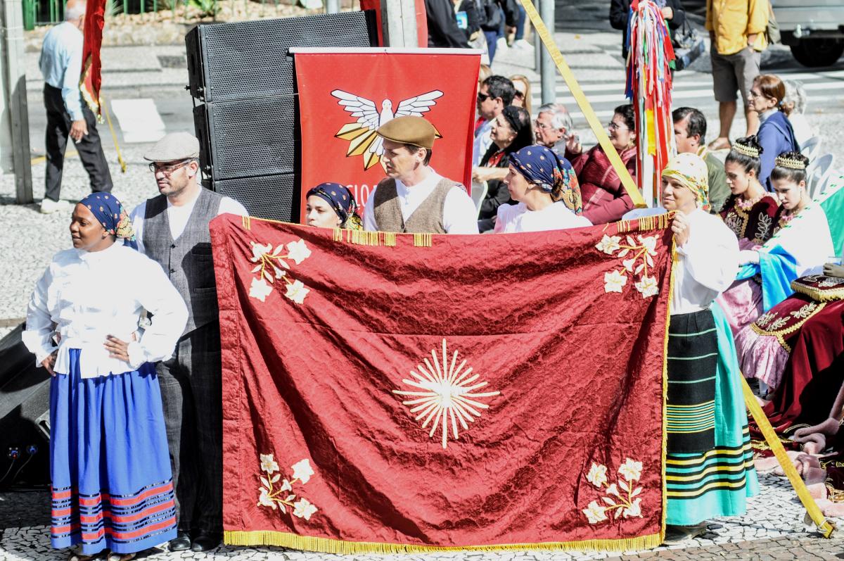 Festa do Divino agora é Patrimônio Imaterial e Intangível - Eduardo Valente/Arquivo/ND