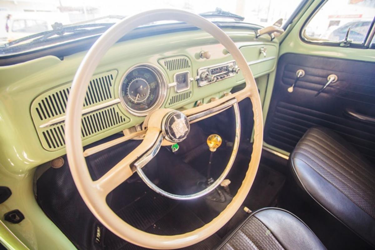 Carros antigos  - Daniel Queiroz/ND