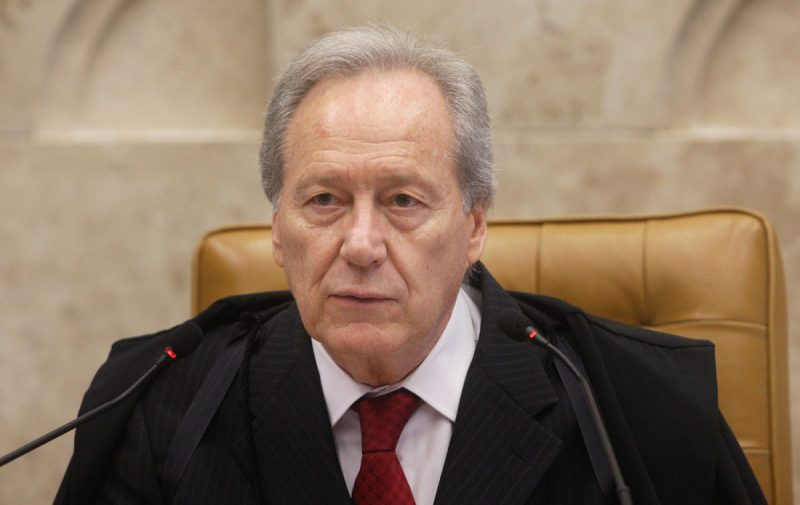 O ministro Ricardo Lewandowski decide suspensão de impeachment de Carlos Moisés- Foto: Carlos Humberto/SCO/STF/Divulgação/ND