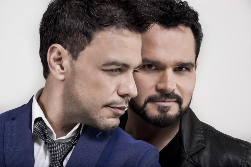 Zezé Di Camargo e Luciano - Divulgação/ND