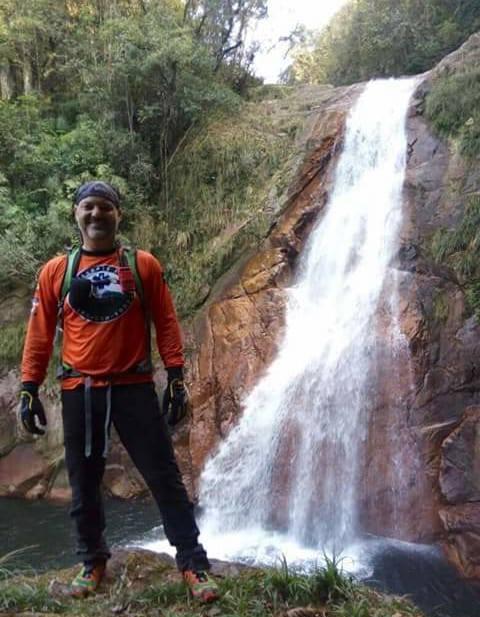 Lourenzzetti, 46, era morador de Porto União, no Norte do Estado e estava participando da prova de ciclismo em Tijucas - Divulgação/ND