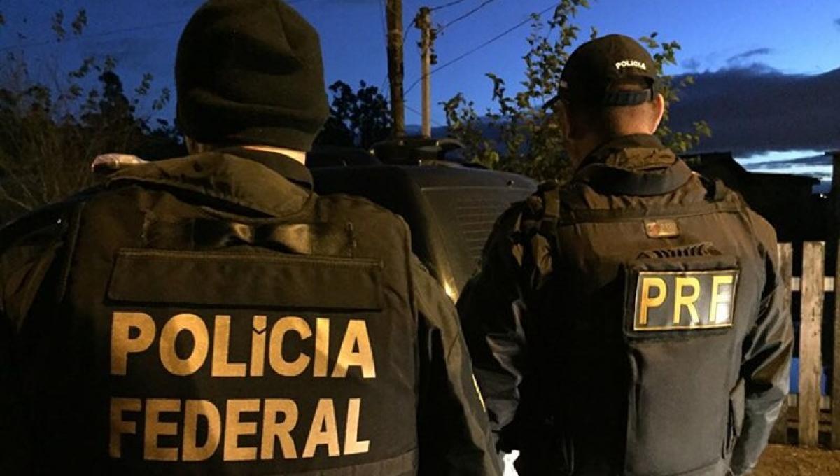 Cerca de 200 policiais federais e 80 policiais rodoviários federais participam da Operação Humo - Polícia Federal/Divulgação