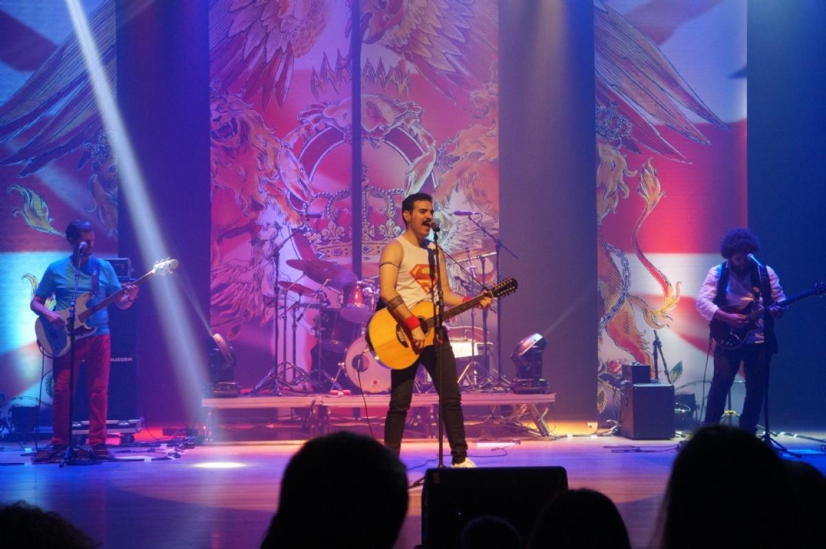 Concerto revisita os sucessos do Queen nesta sexta-feira - Divulgação/ND