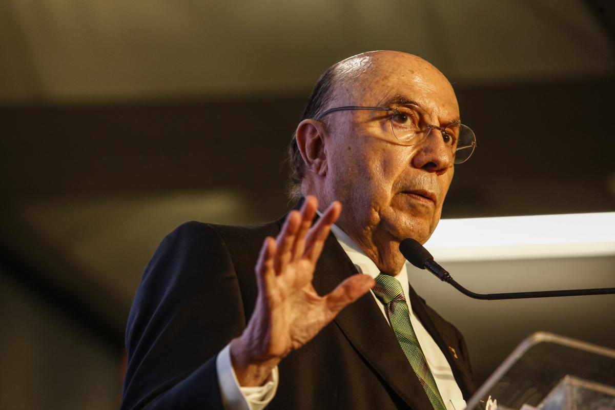 Meirelles mostrou desconforto ao comentar a política de Michel Temer para resolver a greve dos caminhoneiros - Daniel Queiroz/ND