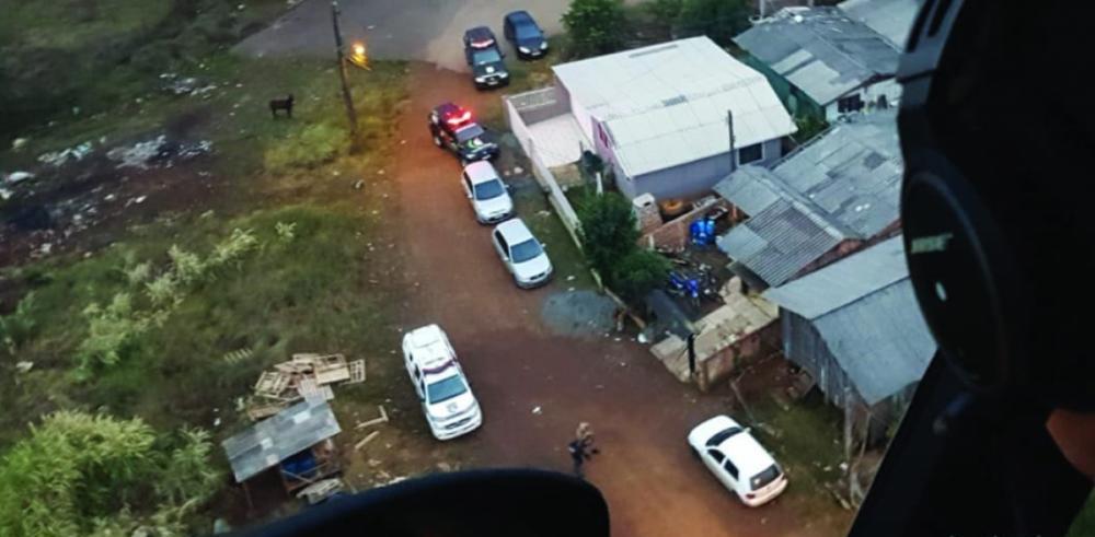 A Operação aconteceu em três estados nesta quarta-feira - Polícia Civil/Divulgação/ND