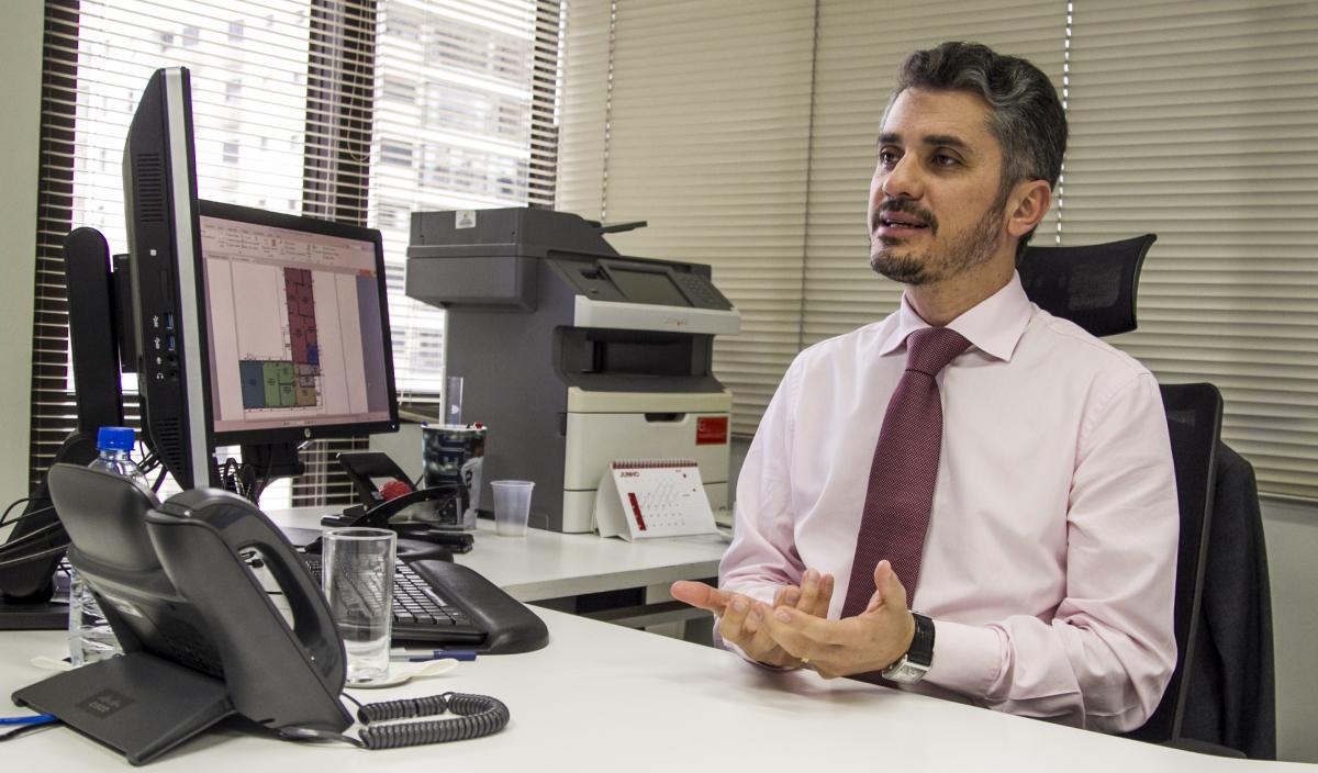 Marcelo Silva antecipou as mudanças feitas pelo MPSC - Marco Santiago/ND