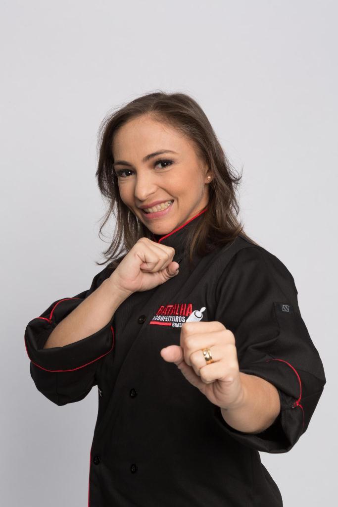 Rita Santos - Edu Moraes/Record TV