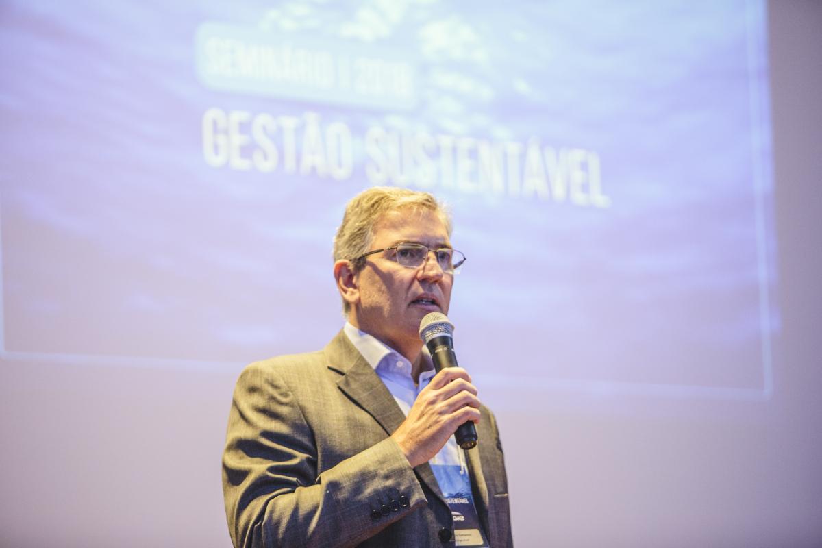 Eduardo Sattamini é CEO da Engie Brasil Energia - Daniel Queiroz/ND