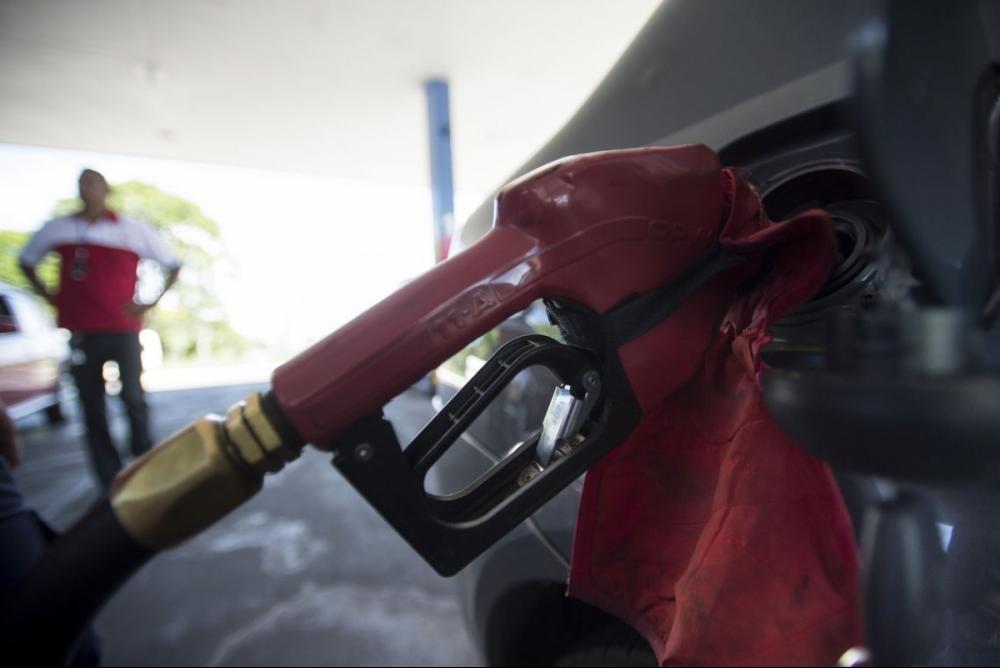 O governo se comprometeu a reduzir o diesel em R$ 0,46 por litro - Agência Brasil/Divulgação/ND