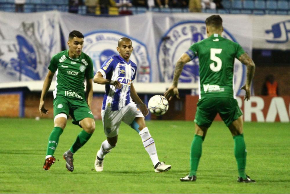 Judson em ação pelo Avaí - Jamira Furlani/Avaí FC/divulgação
