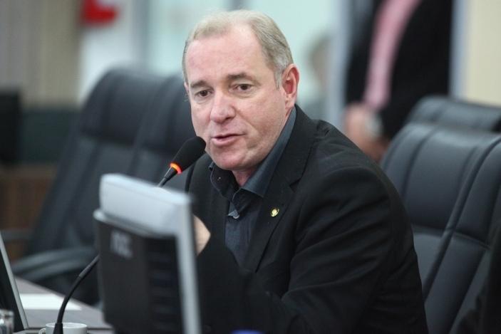 Deputado estadual Aldo Schneider (PMDB) - Agência AL/ND