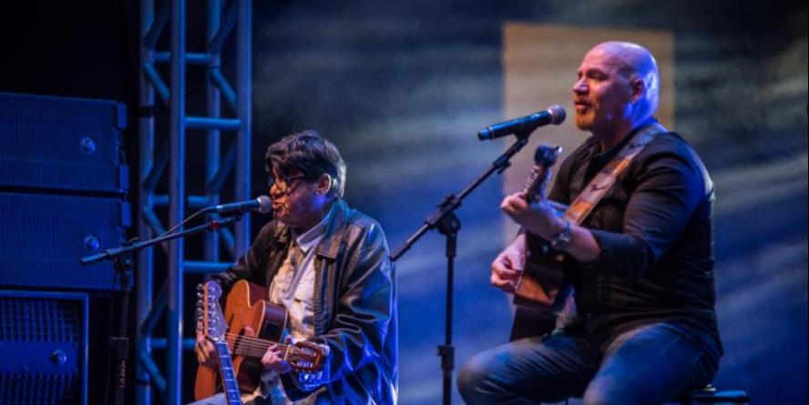 A banda Expresso Rural é uma das principais atrações no domingo - STtivy Malty/Divulgação/ND