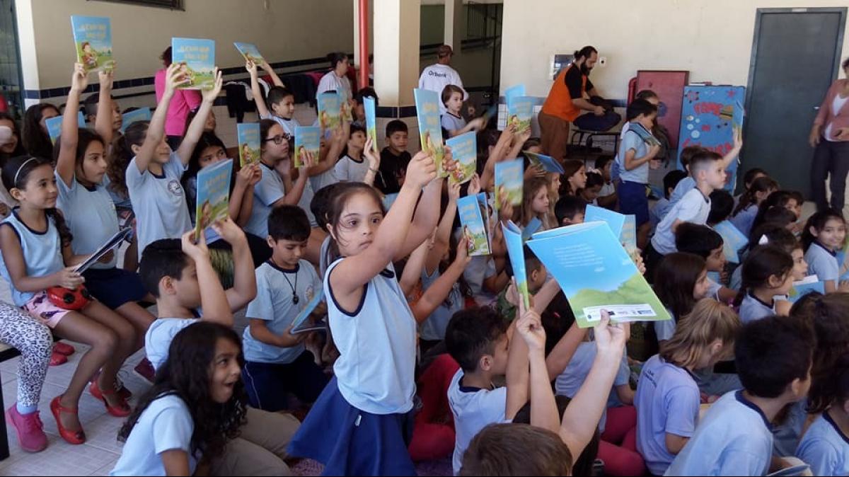 Programa Escola da Inteligência atingirá 5,6 mil alunos da rede municipal em Florianópolis - PMF/Divulgação
