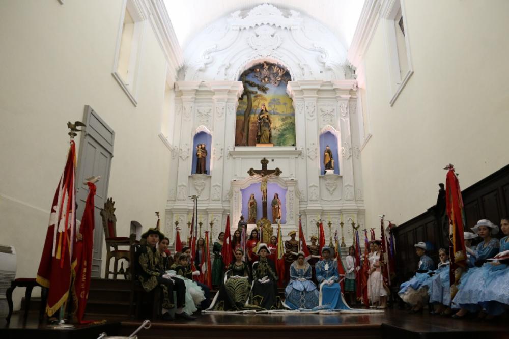 Festa do Divino celebra a presença açoriana em Santa Catarina - Cristiano Andujar/PMF/Divulgação