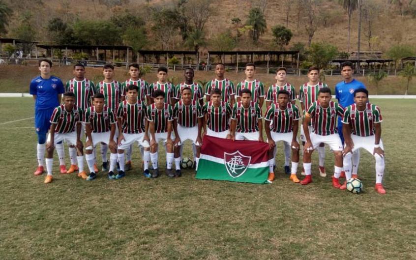 Fluminense encara o Atlético-MG na final da Taça BH (Foto: Divulgação)