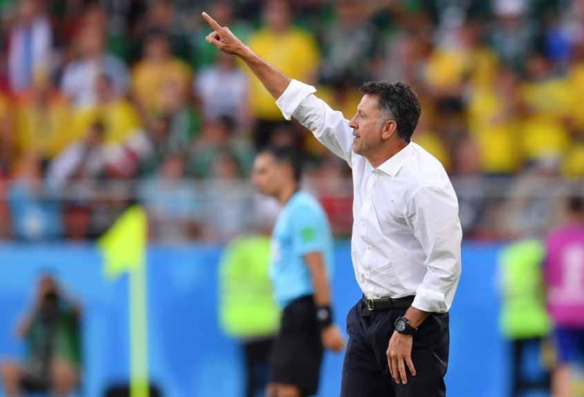 Osório tem como objetivo ser treinador da Colômbia (Foto: Hector Retamal/AFP)