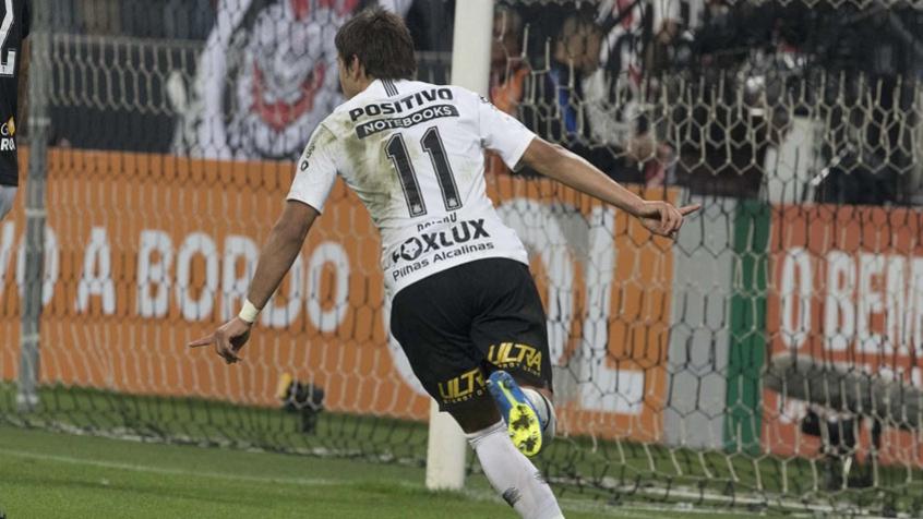 Romero é o destaque corintiano (Daniel Augusto Jr/Ag. Corinthians)