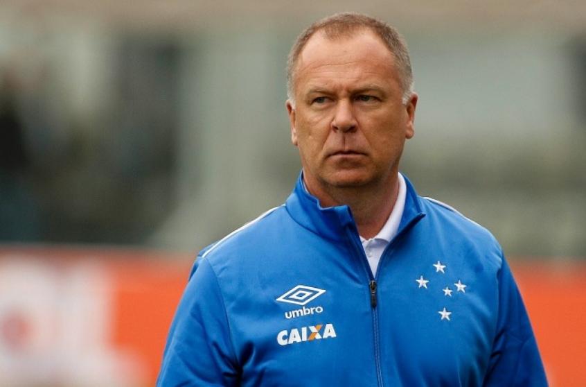 Mano Menezes lamenta derrota para o São Paulo em jogo de grandes chances para o Cruzeiro (Foto: Divulgação)