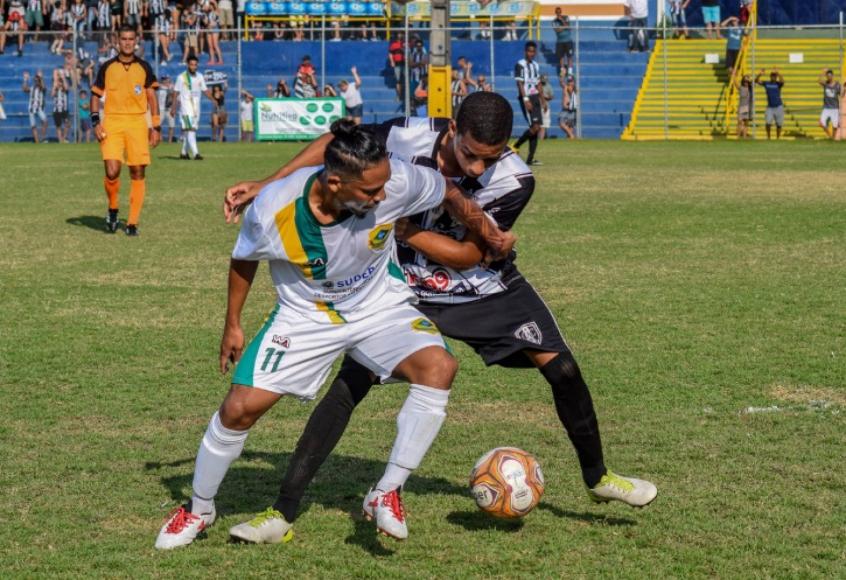 Atlético Carioca vence o Brasileirinho por 1 a 0 e assume ponta da tabela do Grupo D - Quarta Divisão - Campeonato Carioca (Foto: Gabriel Andrezo (FutRio))