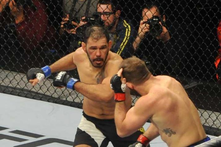 Rogério Minotouro será uma das atrações do UFC São Paulo (Foto: Bruno Ulivieri/Raw Image/Lancepress!)