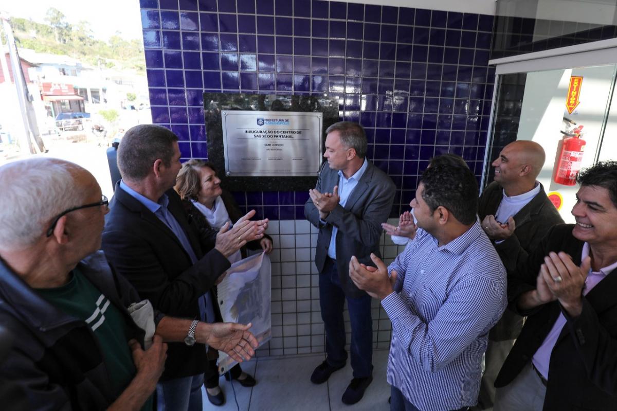 Novo centro foi inaugurado nesta sexta-feira pela manhã - Cristiano Andujar/PMF/Divulgação/ND