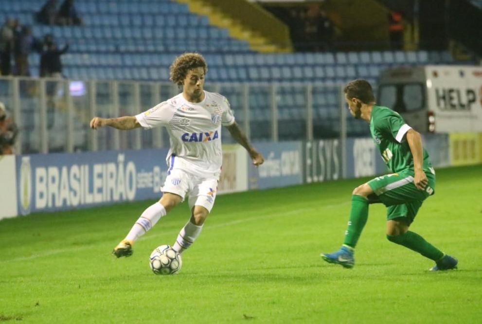 Guga, do Avaí - Frederico Tadeu/Avaí FC