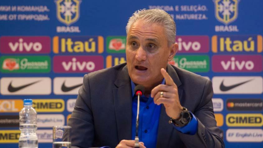 Tite afirma que Neymar não começará como titular diante da Croácia (Foto: Pedro Martins / MoWA Press) -