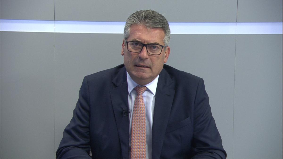 Mauro Mariani é pré-candidato ao governo de Santa Catarina - Reprodução/ND