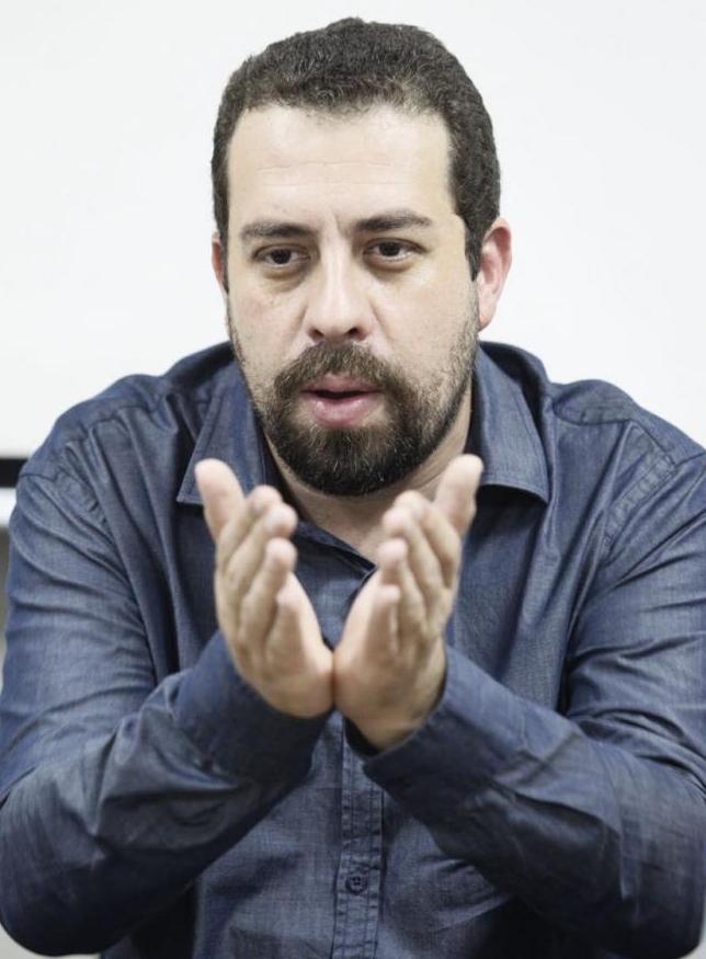Guilherme Boulos, pré-candidato à Presidência da República - Hermínio Nunes, divulgação ND