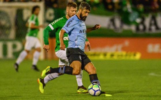 Chapecoense x Grêmio - Ricardo Luis Artifon/AGIF