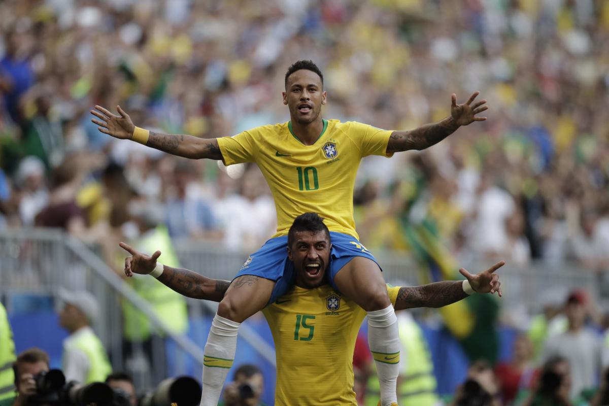 Equipe brasileira contou com gols de Neymar e Firmino - André Mourão / MoWA Press