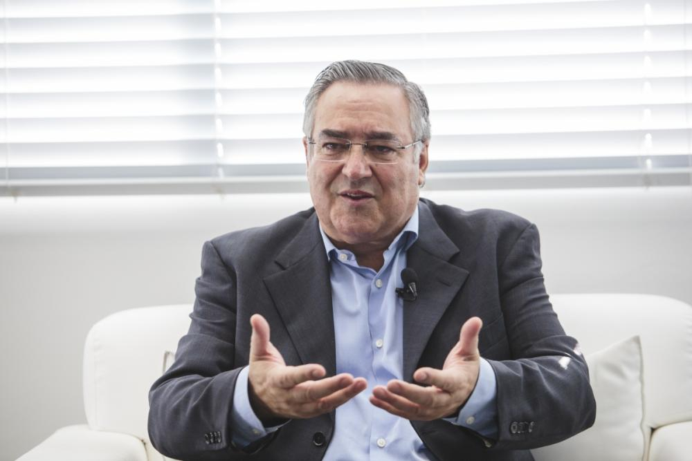 Raimundo Colombo - Daniel Queiroz/ND