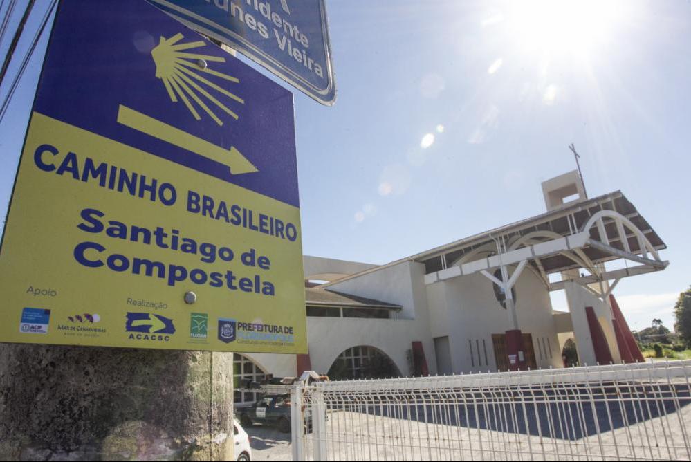 Caminho Brasileiro de Santiago pode ser utilizado como parte da peregrinação na Espanha - Marco Santiago/ND