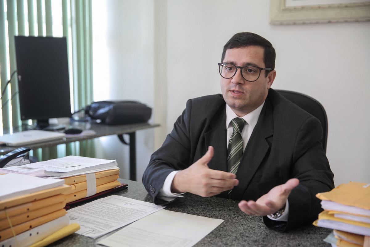 Alexandre Waltrick diz que o IMA terá segurança jurídica para licenças - Vitor Shimumura/Agência AL/ND