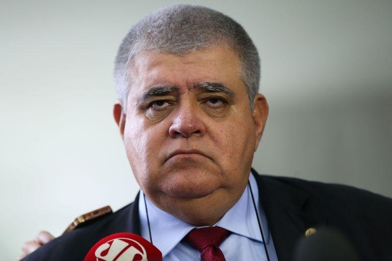 Deputado Carlos Marun (PMDB-MS) teve o celular clonado - Marcelo Camargo/Agência Brasil