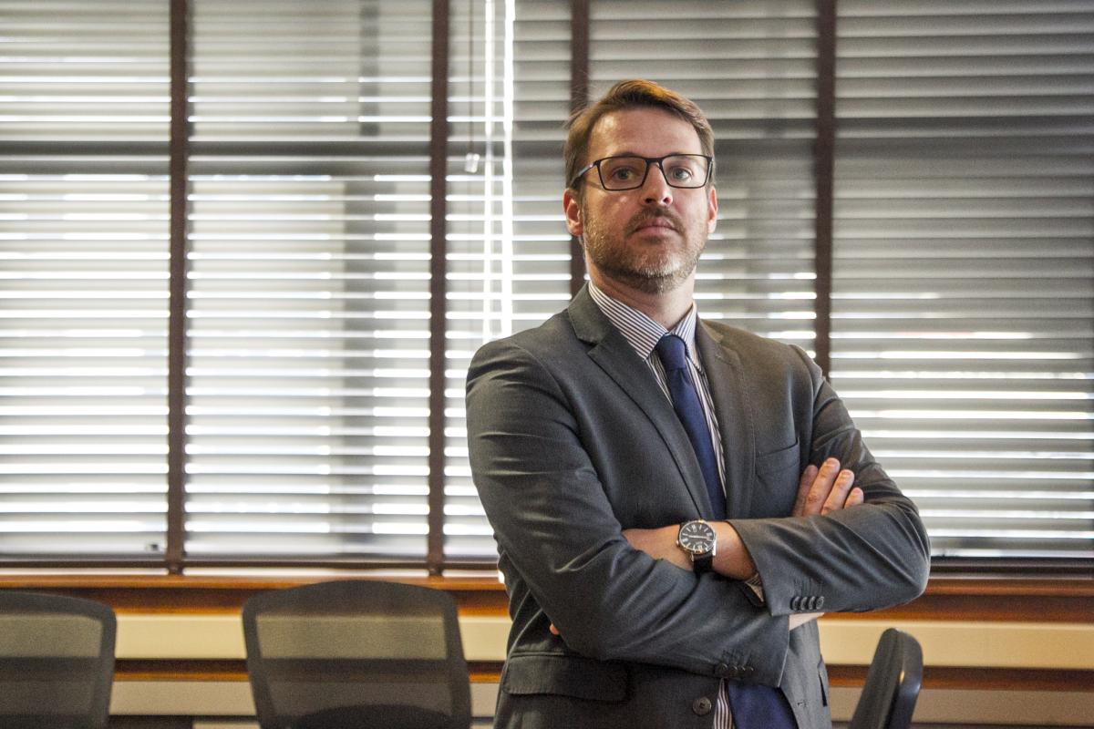 Advogado Ítalo Mosimann - Marco Santiago/ND