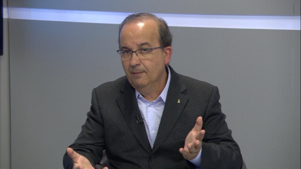 Entrevista com Jorginho Melo  - Divulgação/ND