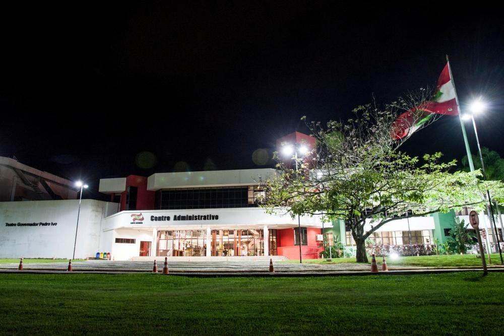 Centro Administrativo de Santa Catarina - Marco Santiago