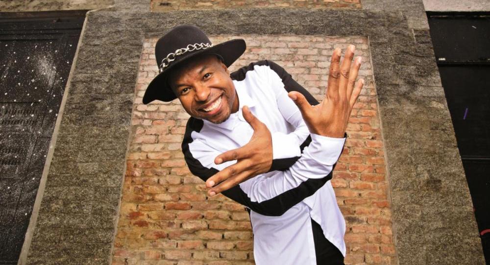 """Buchecha traz seus hits, como """"Nosso Baile"""" e """"Fico Assim Sem Você"""", para festa julina - Divulgação/ND"""