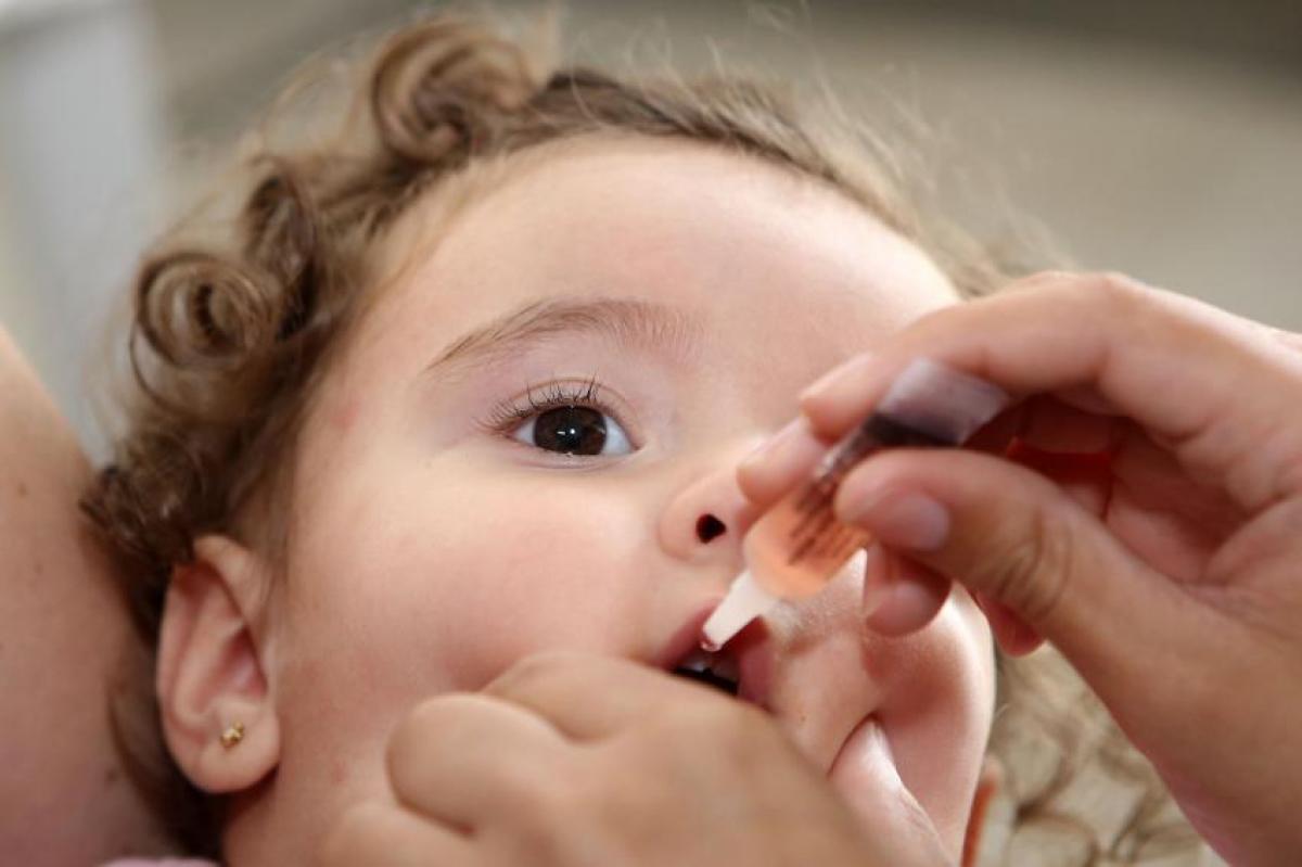 Ministério da Saúde reforça que todos os pais e responsáveis têm a obrigação de atualizar as cadernetas de seus filhos - Cesar Brustolin/SMCS/Divulgação/ND